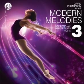 Modern Melodies 3 - Ballet Class Music CD