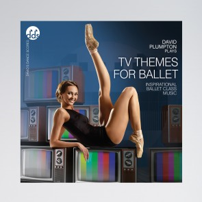 "CD David Plumpton Plays ""TV Themes for Ballet"""