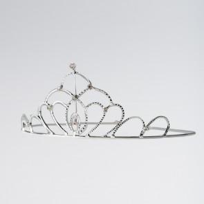 Oval Diamante Tiara