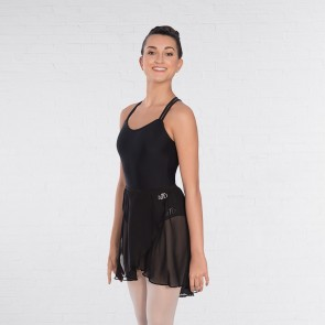 UTD Level 4 Advanced Ballet Wrapover Chiffon Skirt