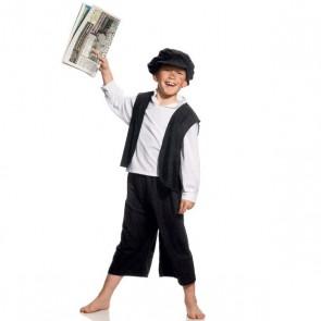 Disfraz de deshollinador (talla niño)