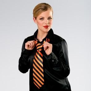 Neon Striped Tie