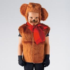 Tabardo de oso (talla niño)