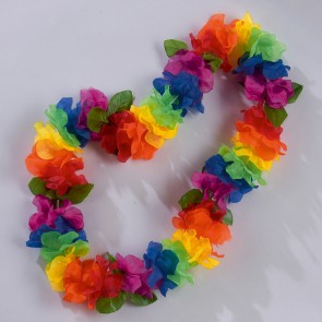 Luxury Rainbow Lei