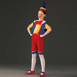 Costume de Marionette en Bois