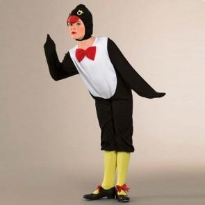 Disfraz de pingüino (talla niño)