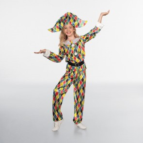 Harlequin Outfit
