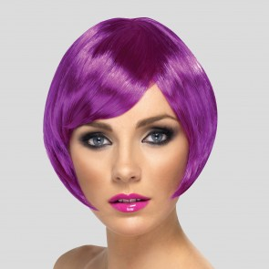 Babe Wig Purple
