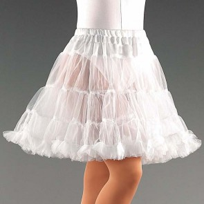 Layered Net Petticoat - Child Size