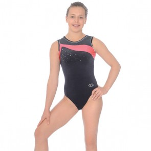 The Zone Icon Maillot sin Mangas con Escote Redondo