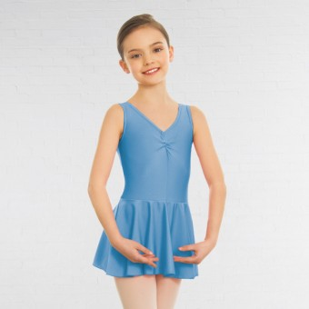 1st Position Amy Skirted Leotard (Hyacinth)