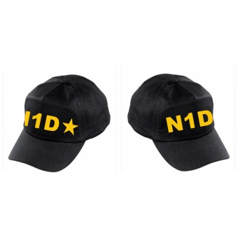 PP *#041032#* Cotton Baseball Cap (Black) with N1 Dance Logo