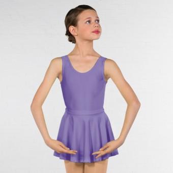 1st Position Circular Skirt (Lilac)