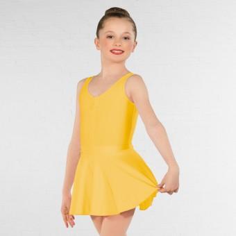 1st Position Circular Skirt (Yellow)