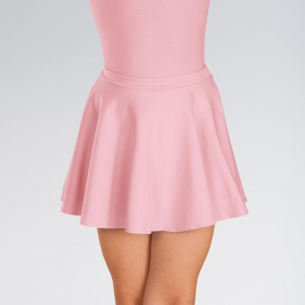 1st Position Circular Skirt Cotton (Pale Pink)