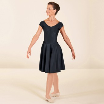 1st Position Adult Circular Skirt (Matt Nylon)