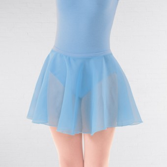 1st Position Circular Skirt (Sky Blue)