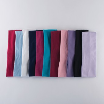 1st Position Cotton Headband - Single Lilac