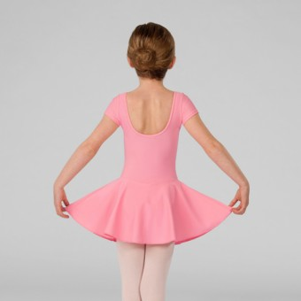 ABT Molly Primary A/B/C Skirted Leotard (Candy)