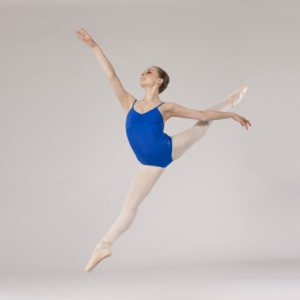 ABT Mary Levels 4/5/6/7 Camisole Leotard (Sapphire)