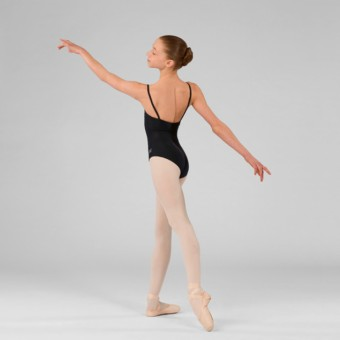 ABT Mary Levels 4/5/6/7 Camisole Leotard (Black)