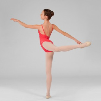 ABT Mary Levels 4/5/6/7 Camisole Leotard (Coral)
