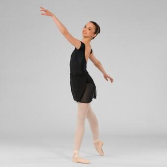 ABT Levels 4/5/6/7 Adults Wrap Skirt (Black)