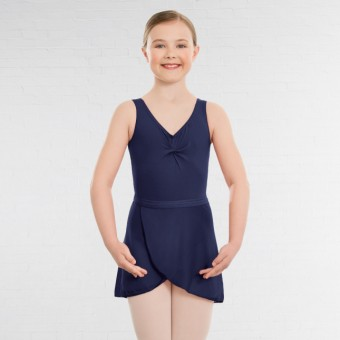 1st Position Wickelrock (ISTD Style) (Navy Blue)