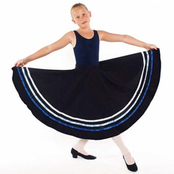 Little Ballerina Character Skirt (RAD Approved) (Blues)