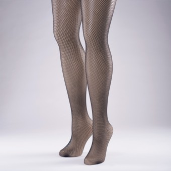 Fishnet Tights Adult One Size Black