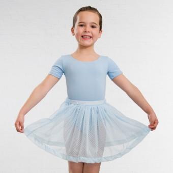 1st Position Voile Skirt (Pale Blue)