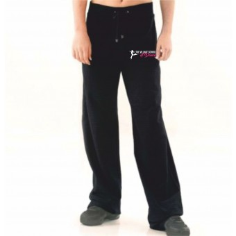 PP *#121011#* Cotton/Elastane Leisure Pants with The Village School Of Dance Logo