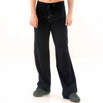 Cotton/Elastane Leisure Pants