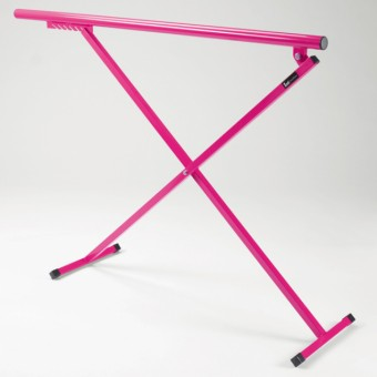 1st Position Portable Ballet Barre Fuchsia Pink