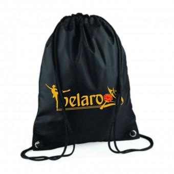 PP *#011101#* Turnbeutel mit Belaro Logo