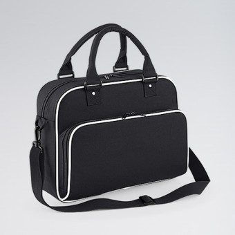 Junior Dance Bag Black/White