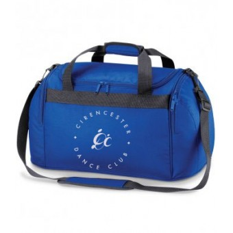 PP *#1#* Holdall French Navy with Cirencester Dance Club Logo