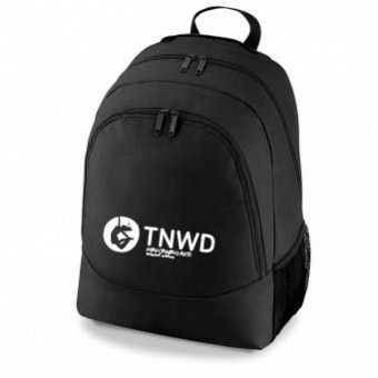 PP*#1013#* Backpack Black with TNWD Performing Arts Logo