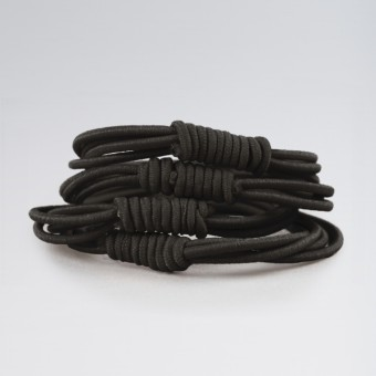 Bunhead Hair Ties Black