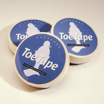 Bunheads Toe tape - Cinta protectora para dedos del pie