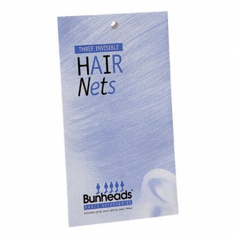 Bunheads Hair Nets - Dark Brown