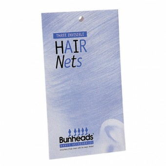 Bunheads Haarnetze - Kupferrot