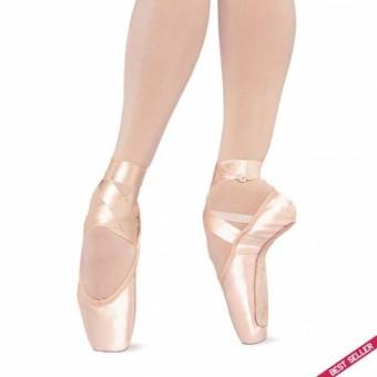 Bloch Serenade Spitzenschuh in Rosa (Pink)