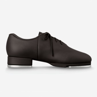 Bloch Sync Leather Tap Shoes (Black)