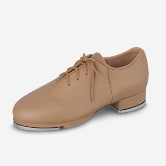 Bloch Sync Leather Tap Shoes (Tan)