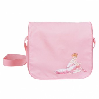 Bloch Girls Shoulder Bag - Pink