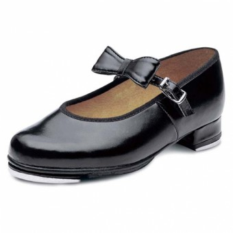 Bloch Merry Jane Tap Shoes - Black