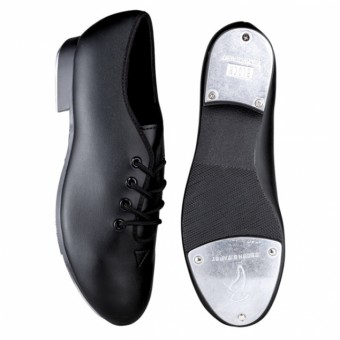 Bloch Student Jazz Tap Shoes - Black