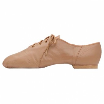 Bloch Jazzsoft Leather Jazz Shoes (Tan)