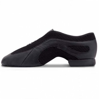 Bloch Slipstream Slip on Jazz Shoes (Black)